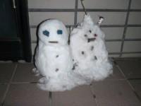 初雪だるま.JPG